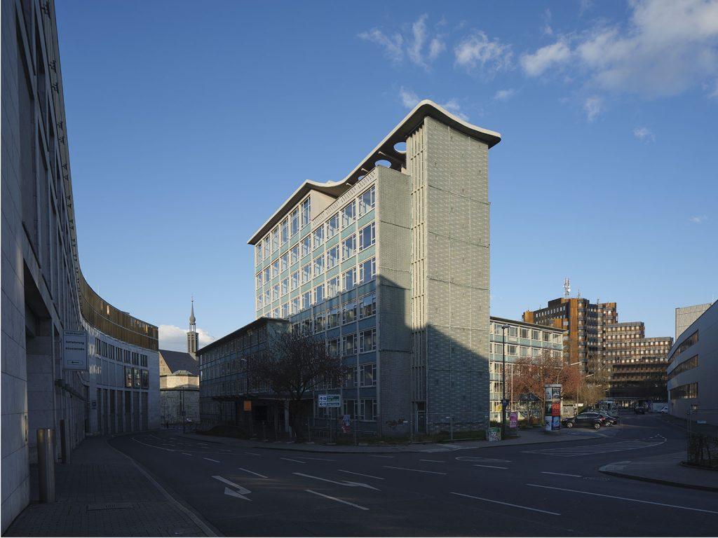 Das alte Gesundheitsamt an der Hövelstraße, Dortmund
