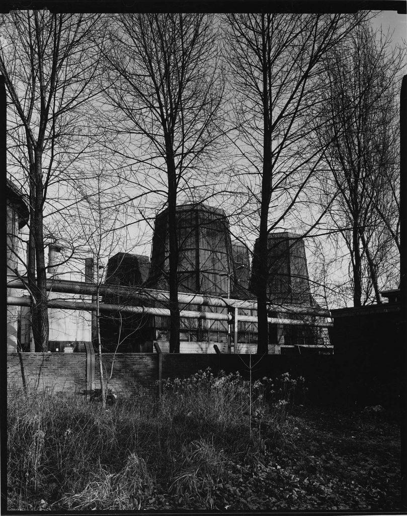 Kühltürme der Kokerei Hansa, Dortmund Huckarde