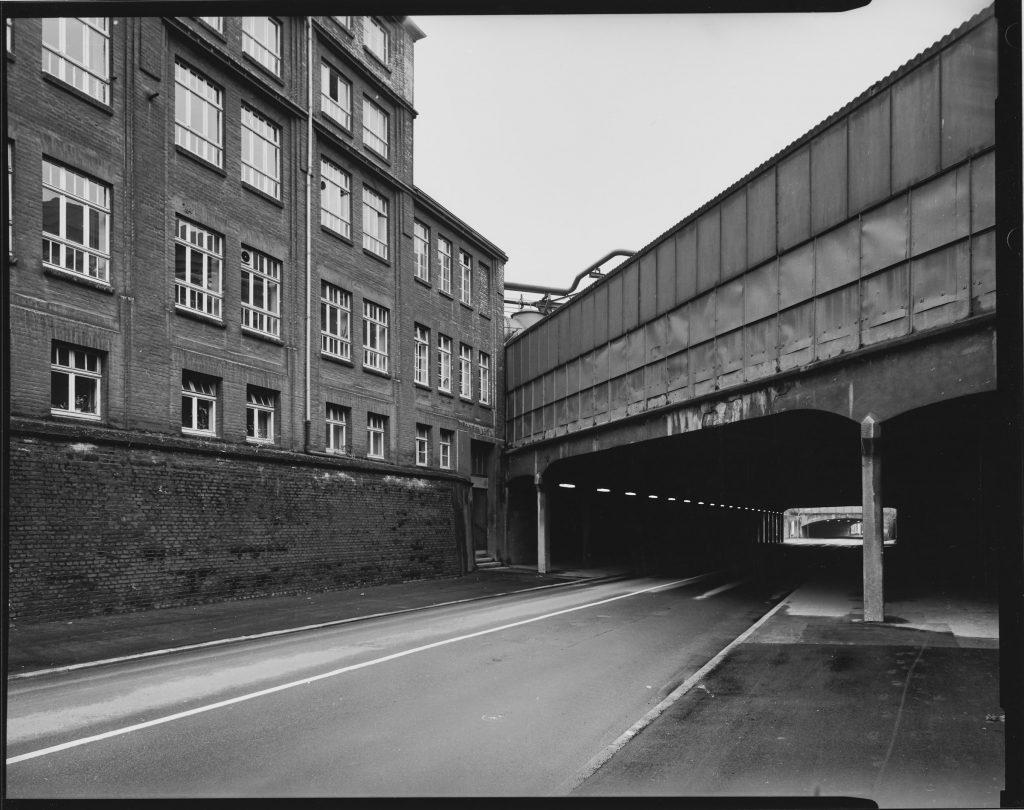 Dortmunder Union, Huckarder Straße