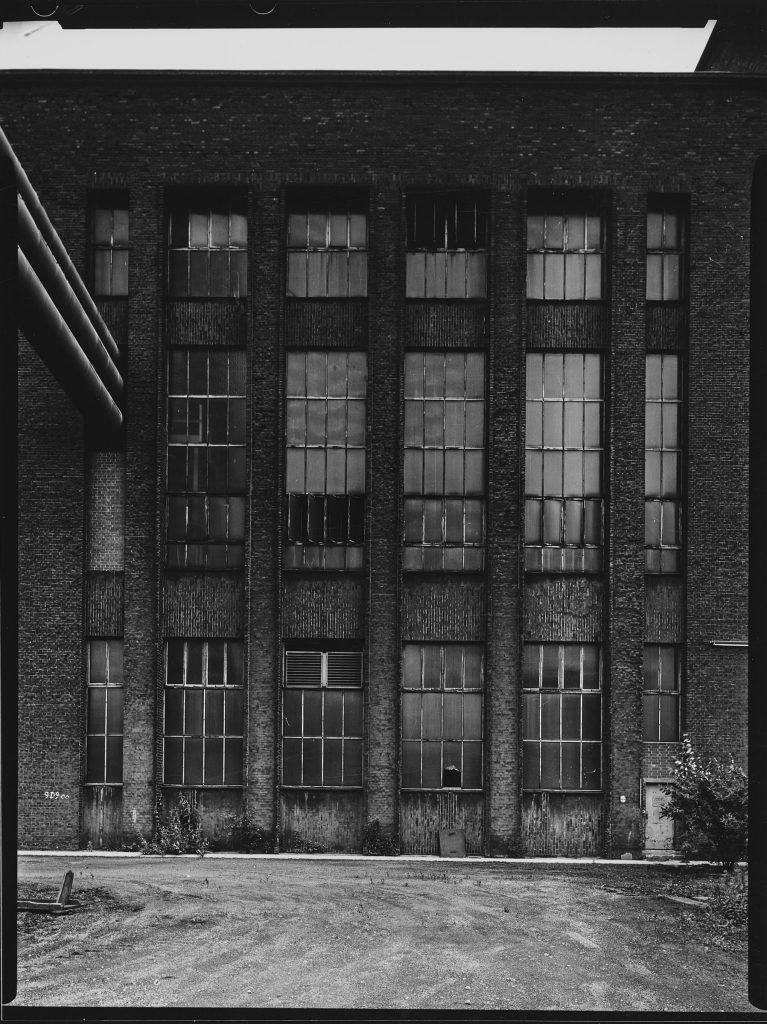 Kraftwerk Ecke Königsbergstraße/Huckarder Straße, Dortmund, inzwischen abgerissen