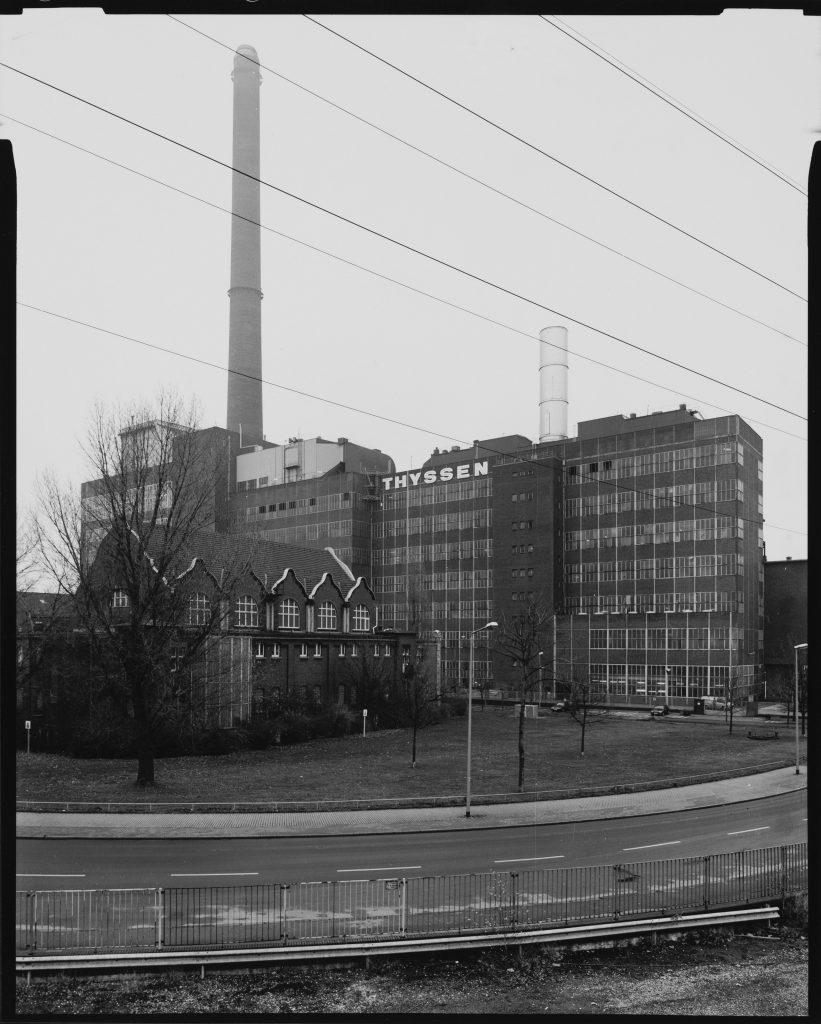 Kraftwerk Hermann Wenzel, Duisburg