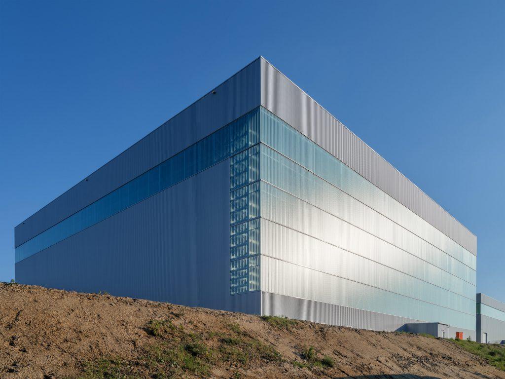 Neubau des Bilstein Group Logistikzentrums, Europastraße, Schalker Verein, Gelsenkirchen