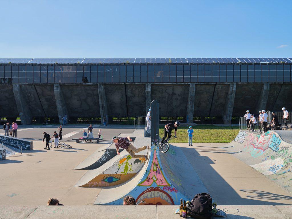 Skatepark Schalker Verein, Gelsenkirchen