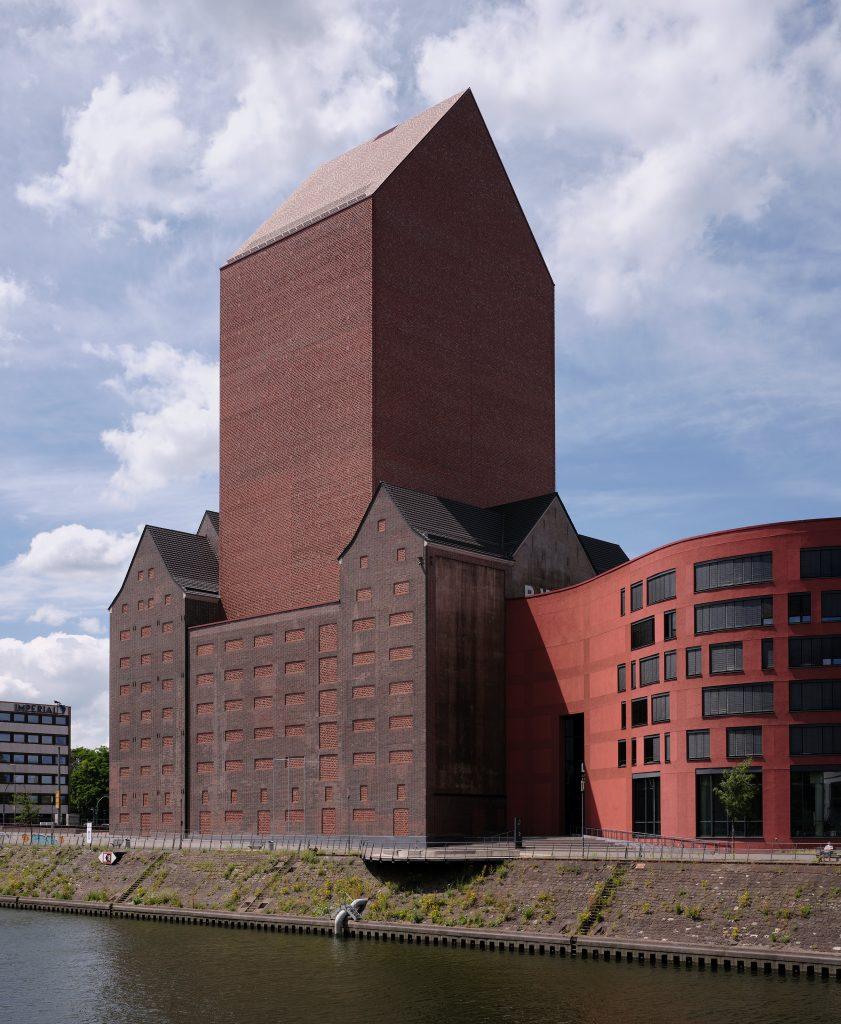 Landesarchiv NRW, Duisburg Binnenhafen, Ortner&Ortner Baukunst
